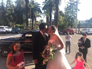 El matrimonio de Juan y Joselyn