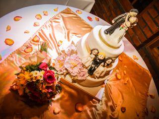 El matrimonio de Yaresla y Abner 2