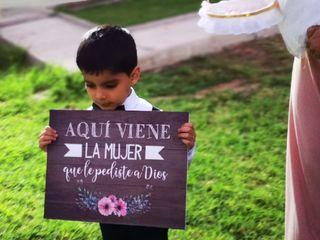 El matrimonio de Camila y Javier 2