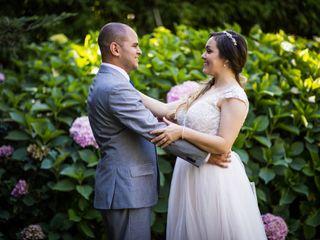 El matrimonio de Oriana y Enmanuel