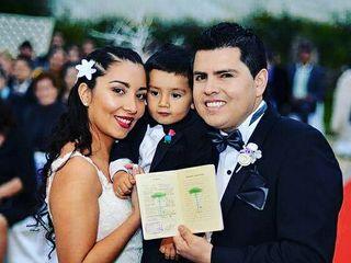 El matrimonio de Camila y Luis 1