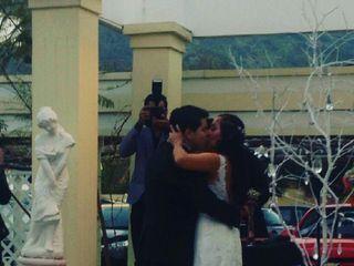 El matrimonio de Camila y Luis 3
