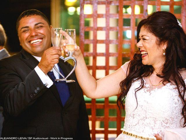 El matrimonio de Priscila y Mauricio
