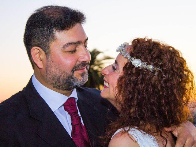 El matrimonio de Carolina y Luigui