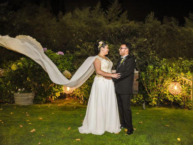 El matrimonio de Yaresla y Abner