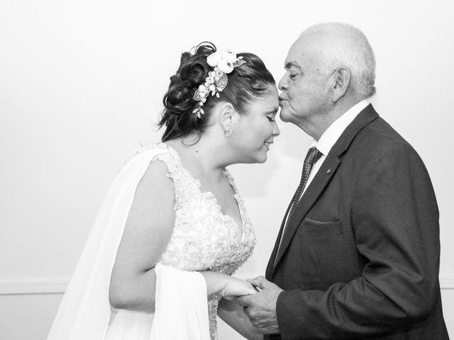 El matrimonio de Abner y Yaresla en Graneros, Cachapoal 5