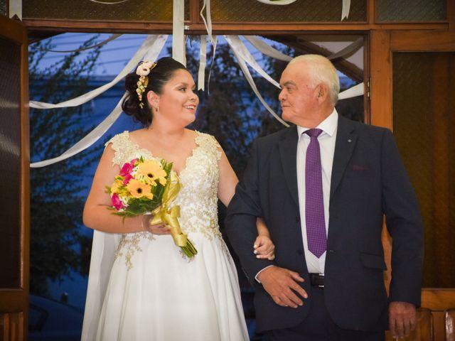 El matrimonio de Abner y Yaresla en Graneros, Cachapoal 6