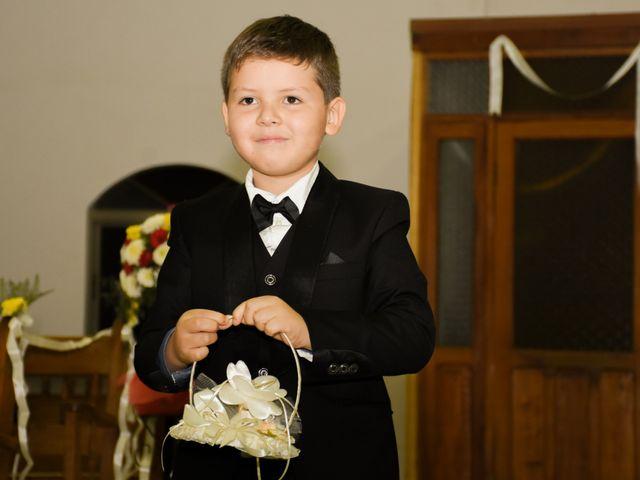 El matrimonio de Abner y Yaresla en Graneros, Cachapoal 7