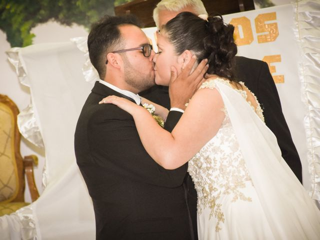 El matrimonio de Abner y Yaresla en Graneros, Cachapoal 8