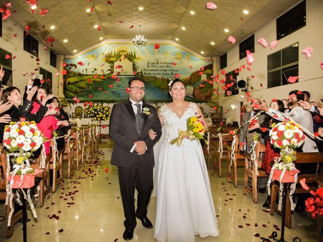 El matrimonio de Abner y Yaresla en Graneros, Cachapoal 10