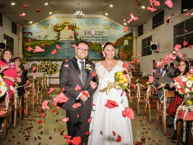 El matrimonio de Abner y Yaresla en Graneros, Cachapoal 11