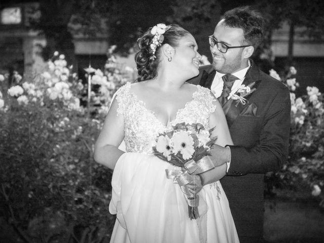El matrimonio de Abner y Yaresla en Graneros, Cachapoal 12