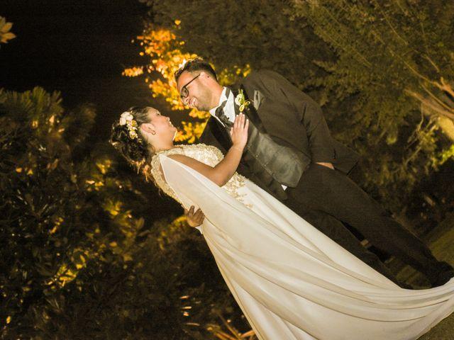 El matrimonio de Abner y Yaresla en Graneros, Cachapoal 13