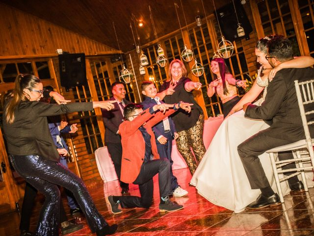 El matrimonio de Abner y Yaresla en Graneros, Cachapoal 14