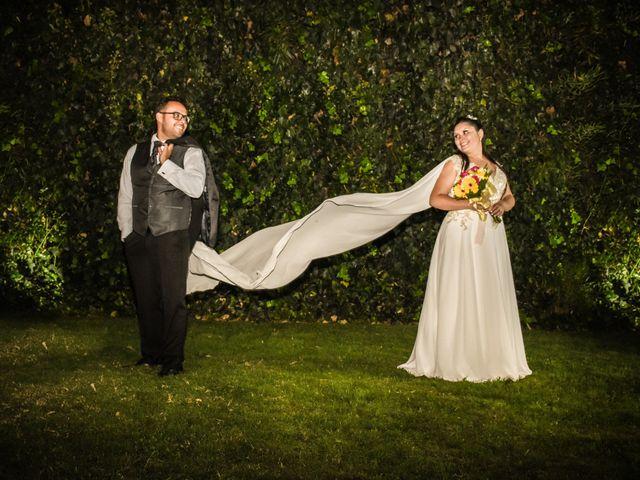 El matrimonio de Abner y Yaresla en Graneros, Cachapoal 17
