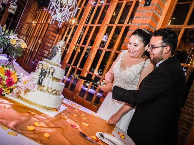 El matrimonio de Abner y Yaresla en Graneros, Cachapoal 18