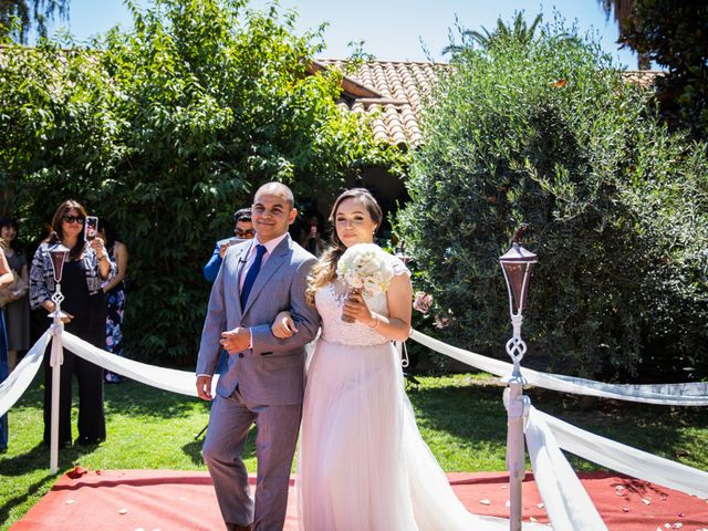 El matrimonio de Enmanuel y Oriana en Graneros, Cachapoal 48