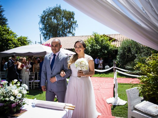 El matrimonio de Enmanuel y Oriana en Graneros, Cachapoal 49