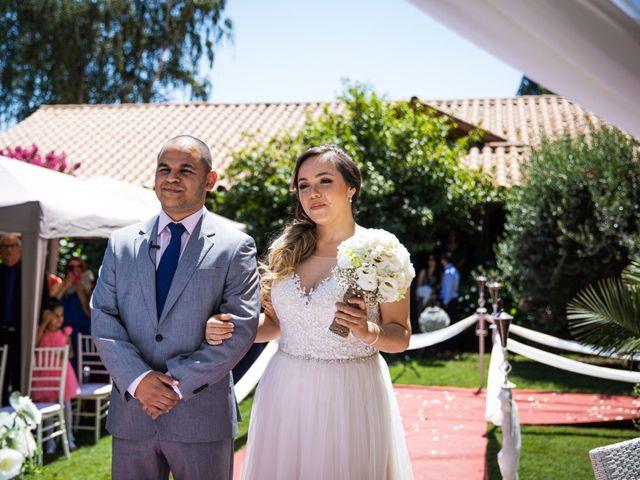 El matrimonio de Enmanuel y Oriana en Graneros, Cachapoal 50
