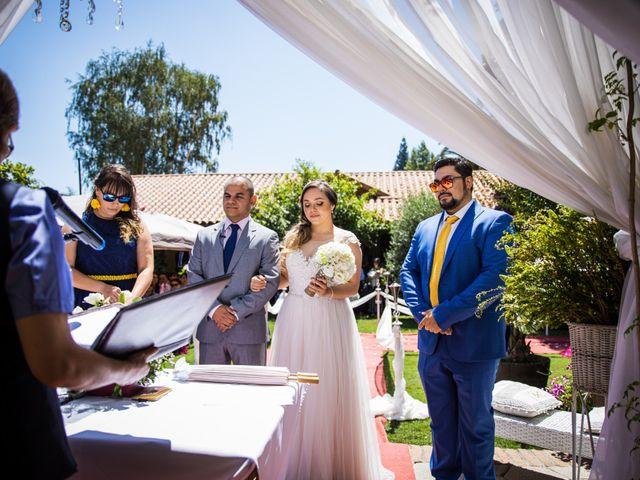 El matrimonio de Enmanuel y Oriana en Graneros, Cachapoal 53