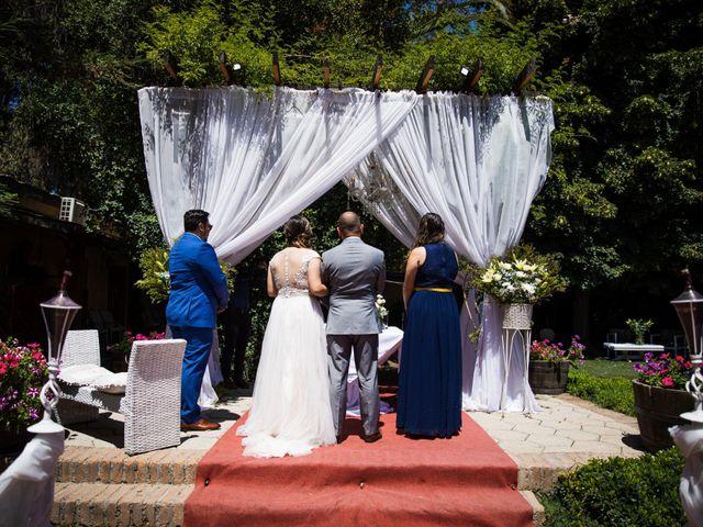 El matrimonio de Enmanuel y Oriana en Graneros, Cachapoal 55