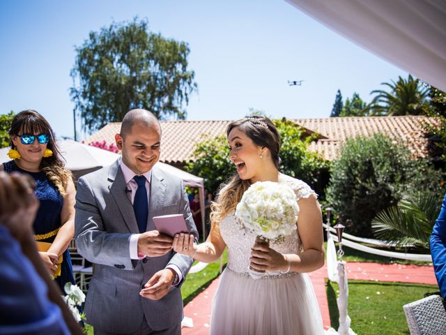 El matrimonio de Enmanuel y Oriana en Graneros, Cachapoal 57