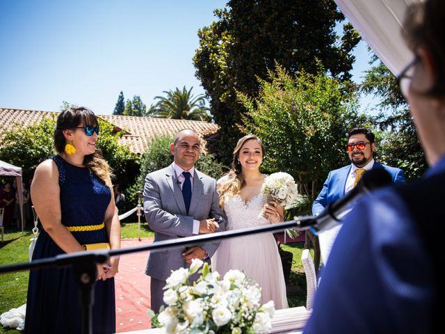 El matrimonio de Enmanuel y Oriana en Graneros, Cachapoal 58