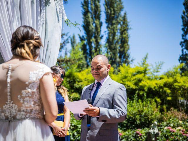 El matrimonio de Enmanuel y Oriana en Graneros, Cachapoal 59