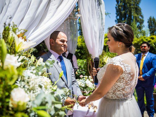 El matrimonio de Enmanuel y Oriana en Graneros, Cachapoal 62