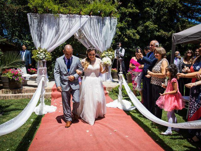El matrimonio de Enmanuel y Oriana en Graneros, Cachapoal 64