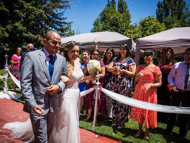 El matrimonio de Enmanuel y Oriana en Graneros, Cachapoal 65