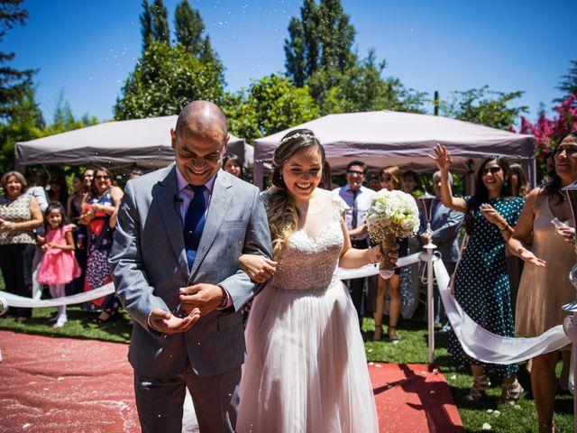 El matrimonio de Enmanuel y Oriana en Graneros, Cachapoal 66