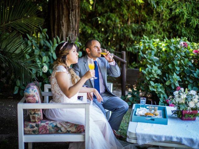 El matrimonio de Enmanuel y Oriana en Graneros, Cachapoal 80