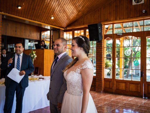 El matrimonio de Enmanuel y Oriana en Graneros, Cachapoal 81
