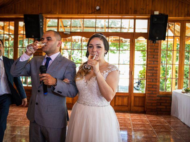 El matrimonio de Enmanuel y Oriana en Graneros, Cachapoal 90