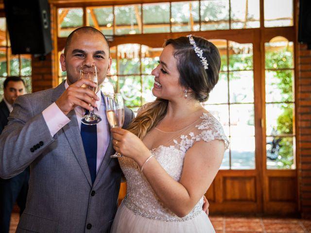 El matrimonio de Enmanuel y Oriana en Graneros, Cachapoal 91