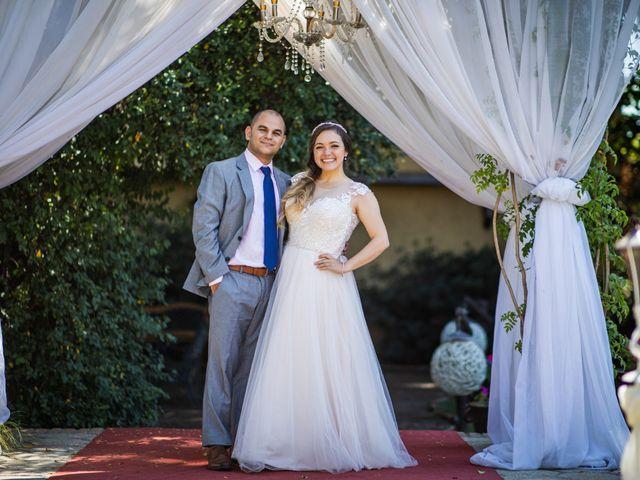 El matrimonio de Enmanuel y Oriana en Graneros, Cachapoal 112