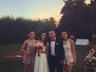 El matrimonio de Myriam y Francisco 2
