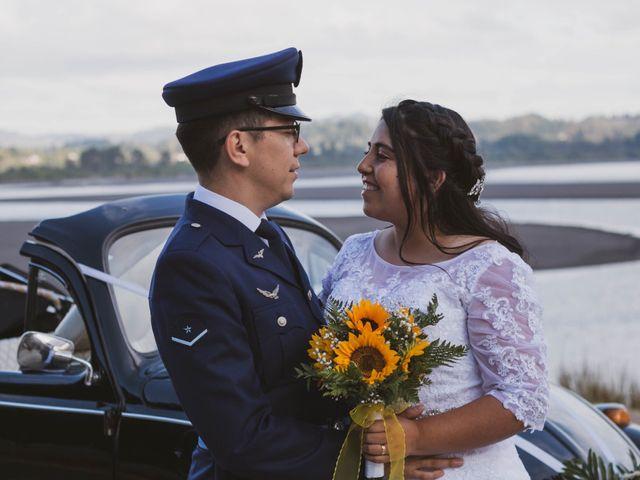 El matrimonio de Ester y Pablo