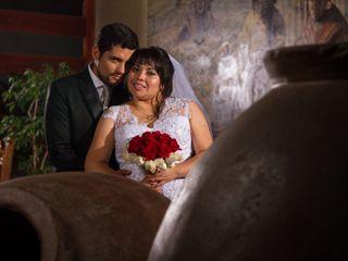 El matrimonio de Paula y Ruben
