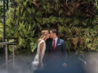 El matrimonio de Jerycka y Carlos