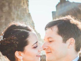 El matrimonio de Marina y Felipe 1