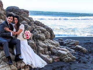 El matrimonio de Marina y Felipe