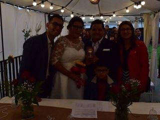El matrimonio de Carola  y Fernando 1