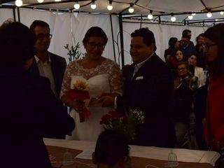 El matrimonio de Carola  y Fernando 2