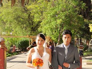 El matrimonio de Romina y Manuel 1