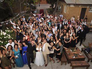 El matrimonio de Romina y Manuel 2