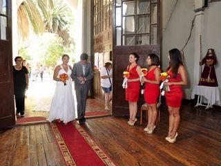 El matrimonio de Romina y Manuel 3