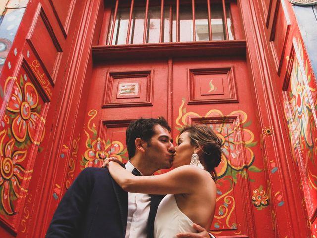 El matrimonio de Valeria y Maximiliano