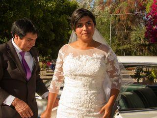 El matrimonio de Marcela y Juan 3